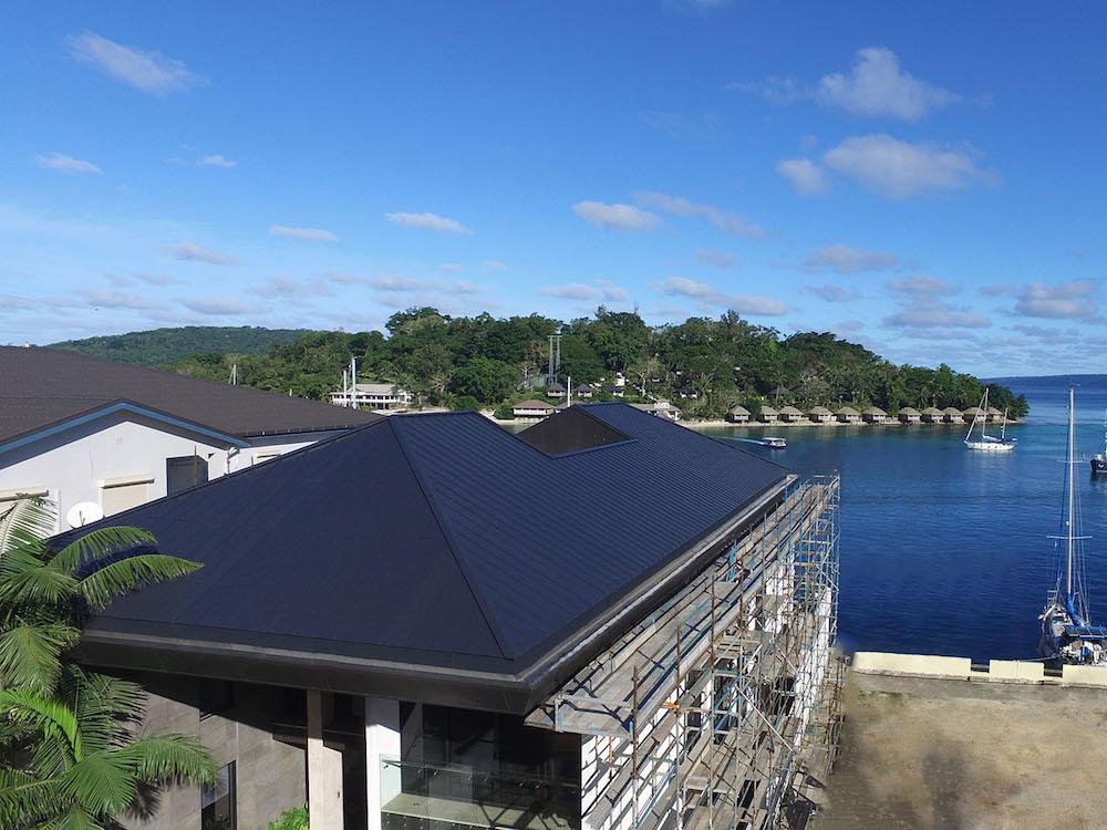 Zinc Roofing Australia