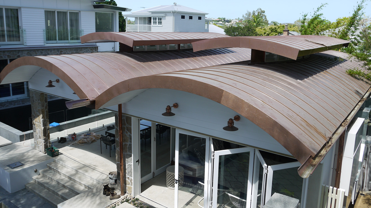 Copper Roofing Australia, Copper Roofing Hawthorne