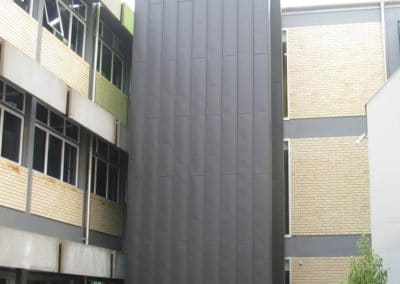 ZINC CLADDING BRISBANE