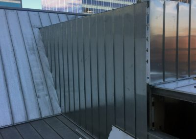 Snaplock Cladding and Roofing