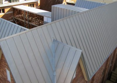 Zinc Facade Cladding Queensland Australia