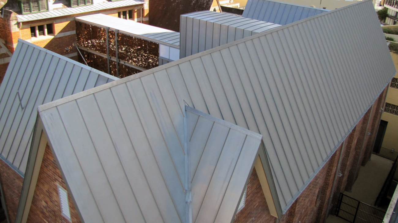 Zinc Facade Cladding Queensland Australia