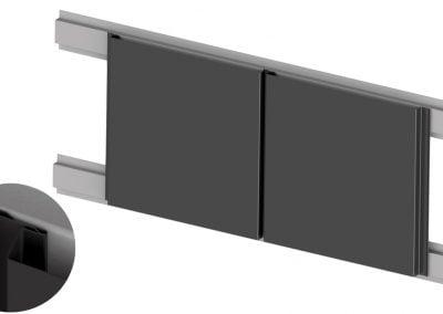 interlocking metal cladding