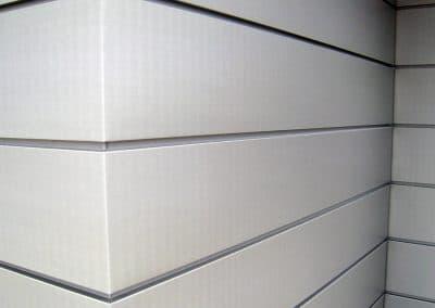 Zinc Facade Cladding