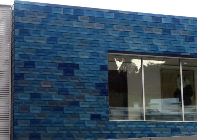 Copper Facade Cladding Queensland Australia
