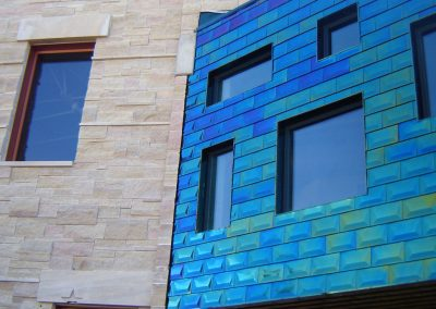 Zinc Facade Claddings Australia