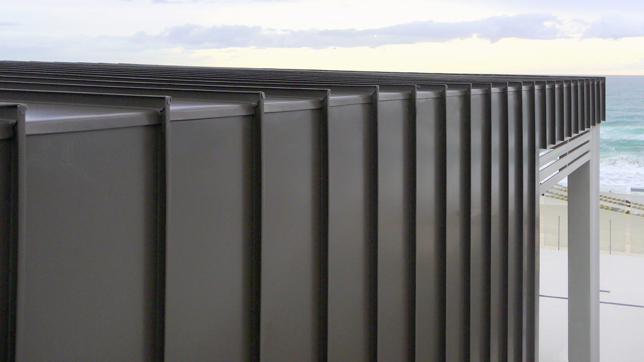 Single Lock Standing Seam goldcoast