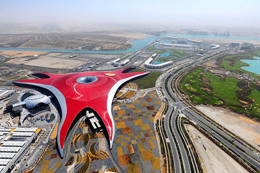 FERRARI WORLD – ABU DHABI (UAE) (1)