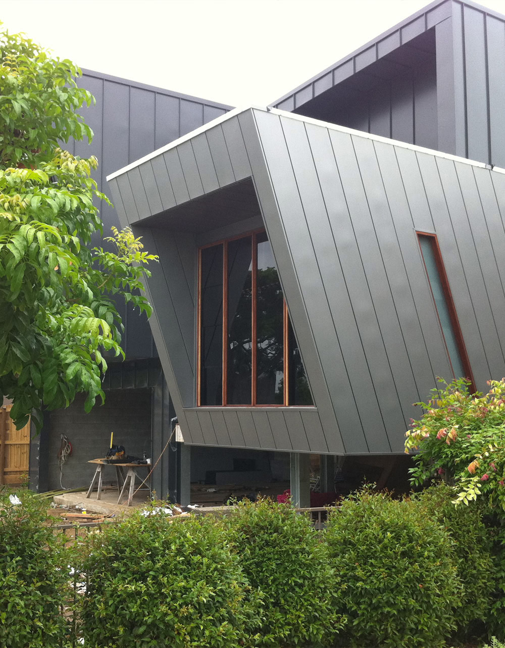 Zinc Wall Cladding Australia