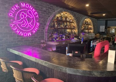 PINK MONKEY BAR BAR & GRILL, Burleigh Heads, QLD